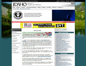 Idaho AIDS Drug Assistance Program