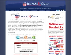 Illinois Rx Card