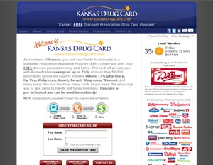 Kansas Drug Card