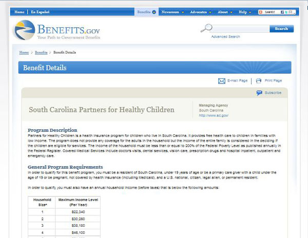 Partners for Healthy Children